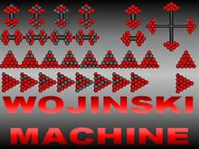 Wojinski Machine Yellow