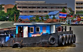 Houseboat