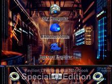 Cryo64 Levit DesktopX Theme