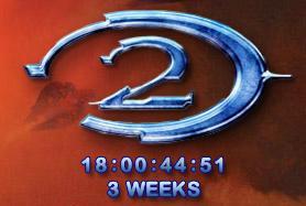 Halo 2 Countdown v. 2.0