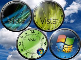 Vista Clocks