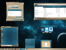Andromeda for XP, Vista and 7