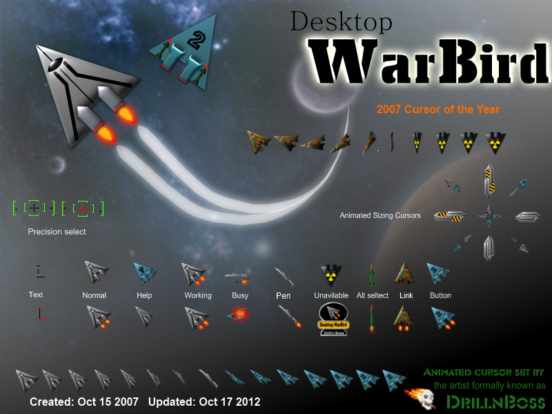 Desktop WarBird