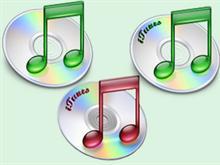 iTunes Basic icon pack
