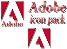 Adobe Icon Pack 3D