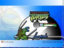 Ninja Turtle Leonardo