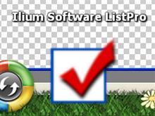 Ilium Software ListPro