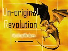 Un-original Revolution