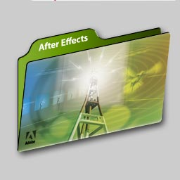 Adobe After Affects 5.5 Folder