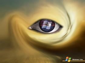 Windows Vista Gold Eye