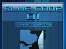 Blue Code 01 - Closed Folder