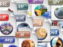 Adobe File Types