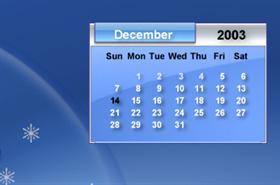 Alpha OS DX Calendar