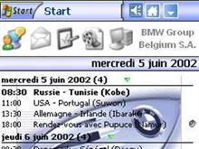 BMW Belgium Skin