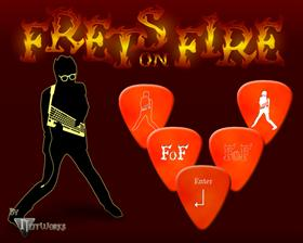 Frets on Fire Dock Icons