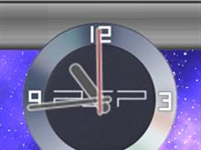 PSP clock