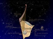 Vulcan Lyrette