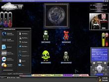 My Desktop (Dark)