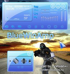 BWA (BlueWinAmp)