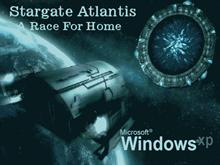 Stargate Atlantis - Race For The Gate  XP