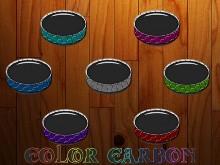 Color Carbon Tiles