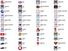 Vodarat Icons