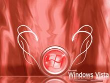 Microsoft Windows Red Vista Boot