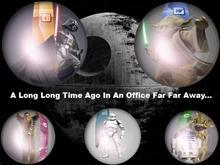 MS Office Star Wars