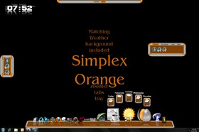 Simplex Orange