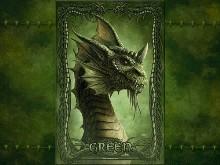 GREEN_wallpak