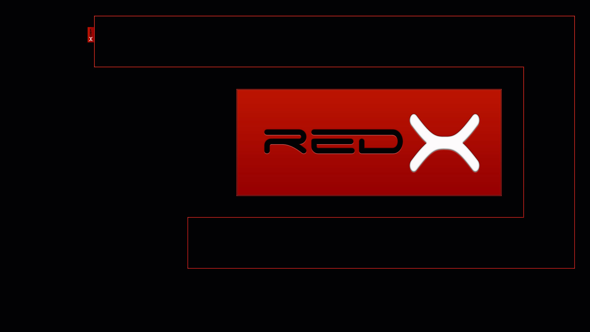 RedX Tab Wallpaper