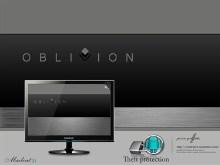 oblivion wall