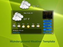 Wunderground Weather