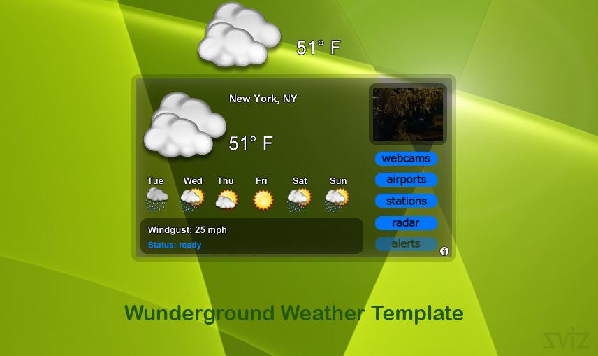 wunderground weather template tutorial forum post by sviz. Black Bedroom Furniture Sets. Home Design Ideas
