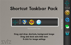 Shortcut Taskbar