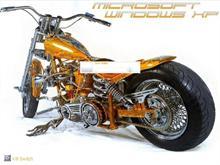 WinXP Harley Orange