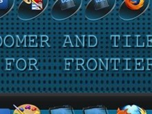 Frontier Zoomer and Tiles