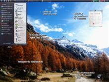 Paradiso Desktop