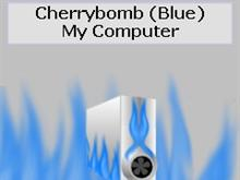 Cherrybomb (Blue) - My Computer