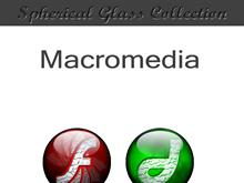 Macromedia Flash and Dreamweaver