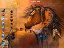 Indians War Horse