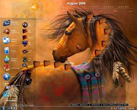 Indians War Horse