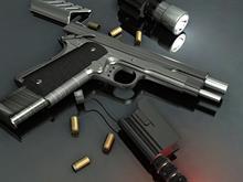 The Gun Scene