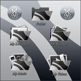 Marbilious Folder Set