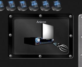 anicon1 experiment