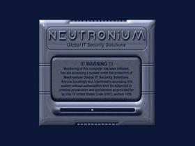 Neutronium Global Security