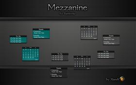 Mezzanine Rainy