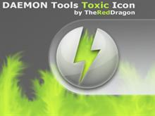 DAEMON Tools Toxic Icon
