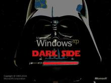 Windows Darth Side