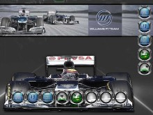 Williams f1 HDock